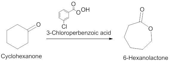 Baeyer Villiger Oxidation Reaction Sigma Aldrich