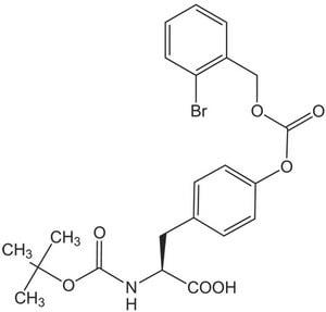 Boc-Tyr(2-Br-Z)-OH