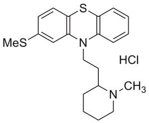 Dopamine Receptor Antagonist II, Thioridazine, HCl - CAS 130-61-0 - Calbiochem
