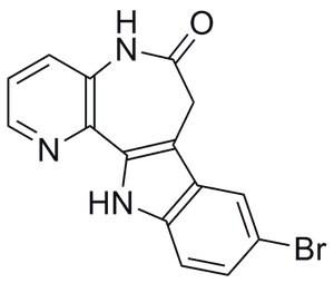 InSolution 1-Azakenpaullone - CAS 676596-65-9 - Calbiochem
