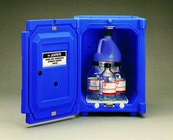Wonderful All Polyethylene Acid Storage Cabinet Large Capacity