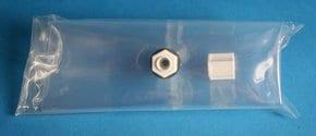 FEP gas sampling bag on/off, capacity, 1.2 L   Sigma-Aldrich