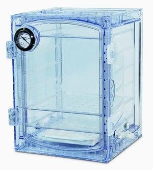 Scienceware® Lab Companion™ Cabinet Vacuum Desiccator Volume 35 L, Amber  Polycarbonate, ...