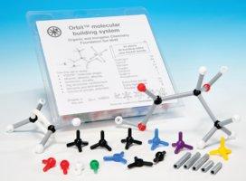 Orbit Molecular Building System