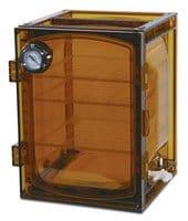 ... Scienceware® Lab Companion™ Cabinet Vacuum Desiccator Volume 35 L,  Amber Polycarbonate, ...