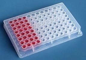 BRANDR 96 Well Microplate U Bottom Round Non Sterile
