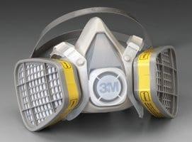 respirator mask for fumes