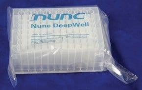 Nunc® 96 DeepWell™ plate, non-treated