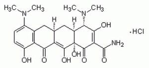 Minocycline, Hydrochloride - CAS 13614-98-7 - Calbiochem