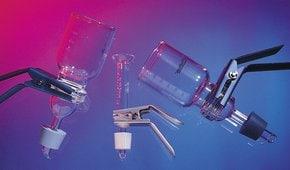 Whatman® glass microfiber membrane holder