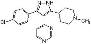 p38 MAP Kinase Inhibitor V - CAS 271576-77-3 - Calbiochem ... Map Kinase Inhibitor on mtor inhibitor, protein kinase inhibitor, pi 3 kinase inhibitor, tyrosine kinase inhibitor, jak kinase inhibitor,