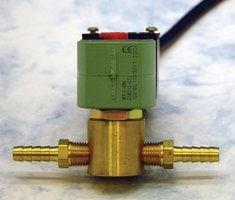 water shutoff valve for jkem water flow monitor