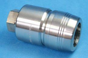 Swagelok® PTFE-sealed quick-disconnect stem