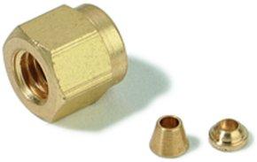 Swagelok® Nut, Front and Back Ferrule Set