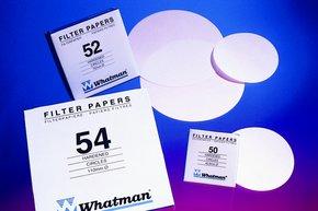Whatman® quantitative filter paper, hardened low-ash, Grade 54