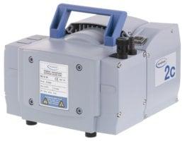 Vacuubrand Chemistry vacuum pump MD 4C NT, AC/DC input 230 V AC
