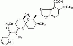 A23187, Free Acid, Streptomyces chartreusensis - CAS 52665-69-7 - Calbiochem