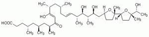 Ionomycin, Free Acid, Streptomyces conglobatus in Solution - CAS 56092-81-0 - Calbiochem