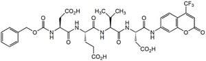 Caspase-3 Substrate IV, Fluorogenic - CAS 1177935-21-5 - Calbiochem