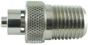 1-way threaded end adapter (NPT)