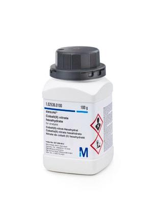 Cobalt Ii Nitrate Hexahydrate Sigma Aldrich