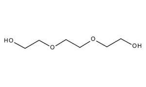 Triethylene glycol, ReagentPlus®, 99%   HO(CH2CH2O)2CH2CH2OH   Triglycol    Sigma-Aldrich