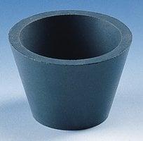BRAND® rubber conical gasket for filter funnels and filter flasks