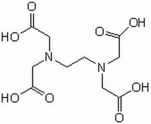EDTA, 500 mM Solution, pH 8.0, ULTROL Grade - CAS 60-00-4 - Calbiochem
