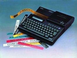 pt 8000 label machine