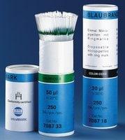 BRAND® disposable BLAUBRAND® micropipettes, intraMark