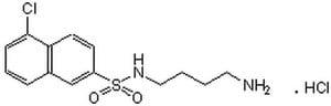 W-13, Hydrochloride - CAS 88519-57-7 - Calbiochem