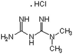Metformin - CAS 1115-70-4 - Calbiochem