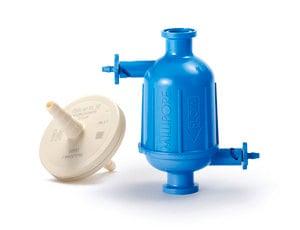Gamma Phobic Opticap XL 300 Express SPG 0.2 sanitary flange