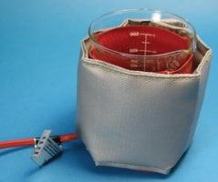 BriskHeat® beaker heater insulator