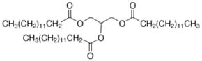 trimyristin structure