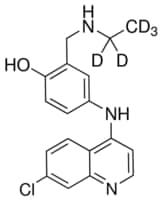 Desethylamodiaquine-(ethyl-d5)
