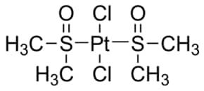 cis-Dichlorobis(dimethyl sulfoxide)platinum(II) 97% | Sigma-Aldrich