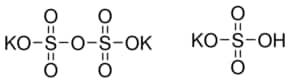 Potassium hydrogensulfate, fused
