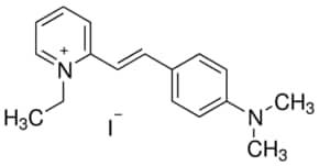 2-[4-(Dimethylamino)styryl]-1-ethylpyridinium iodide