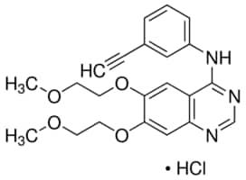 Erlotinib hydrochloride