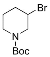 1-Boc-3-bromopiperidine | Sigma-Aldrich