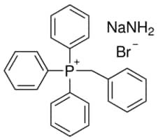 Benzyltriphenylphosphonium bromide + Sodium amide