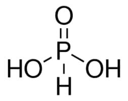 Phosphorous acid, 99% | H3O3P | Sigma-Aldrich