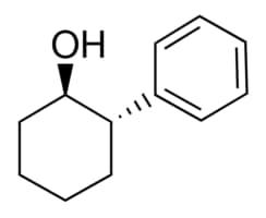 1r 2s Trans 2 Phenyl 1 Cyclohexanol 99 Sigma Aldrich