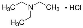 triethylamine hydrochloride �990 at sigmaaldrich