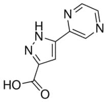 5-Pyrazin-2-yl-1H-pyrazole-3-carboxylic acid