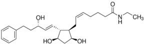 17-Phenyl-tri-norprostaglandin F2α-ethyl amide