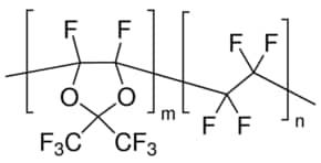 Poly[4,5-difluoro-2,2-bis(trifluoromethyl)-1,3-dioxole-co-tetrafluoroethylene]