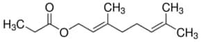 Geranyl propionate