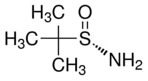 (S)-(−)-2-Methyl-2-propanesulfinamide 97%